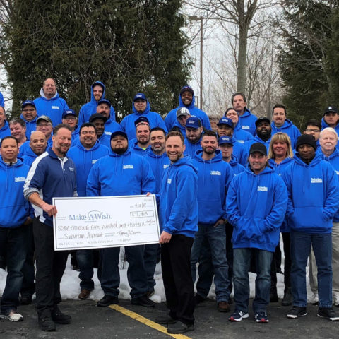 employees and make-a-wish